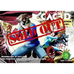 Cac3d Comics 2014