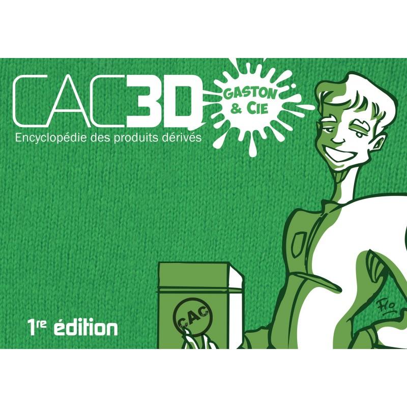 Précommande Cac3d Gaston & cie