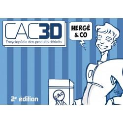 Cac3d Hergé & co 2e édition