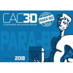 Cac3d Para-bd Résine