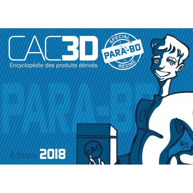 Cac3d Para-bd Résine Les Sculpteurs de Bulles