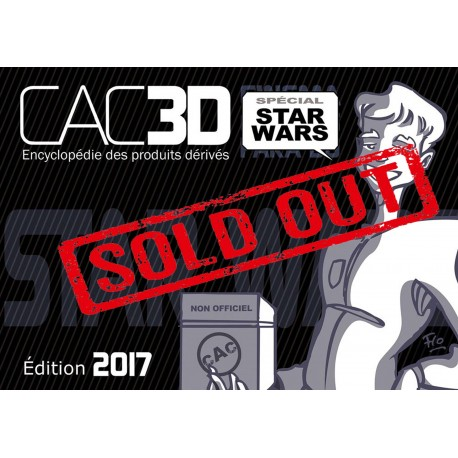 Cac3d 2017 - Spécial Star Wars