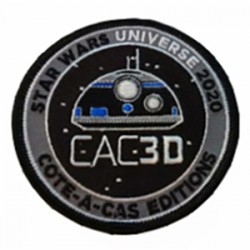 Patch - Star Wars Universe 2020