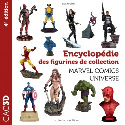 Cac3d Marvel Comics Universe 4e édition