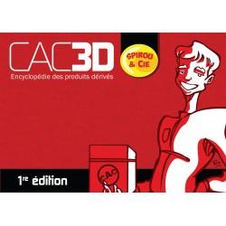 Précommande Cac3d Spirou & cie