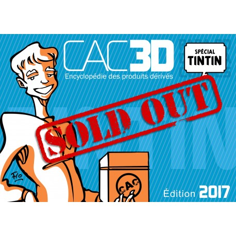 Cac3d 2017 - Spécial Tintin