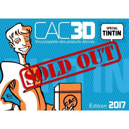 Cac3d Tintin 1re édition