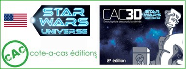 CAC3D Star wars Universe - 2nd edition