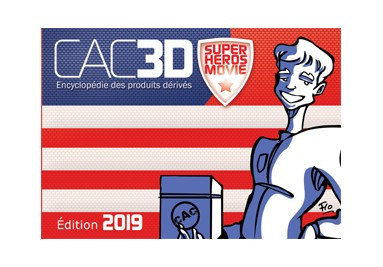 CAC3D 2019 - Super héros Movie