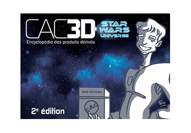 CAC3D Star Wars Universe - 2e édition