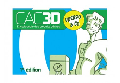 CAC3D Uderzo & co - 1re édition